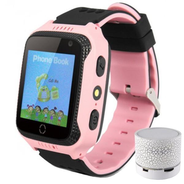 Ceas GPS Copii iUni Kid530, Touchscreen, Telefon incorporat, BT, Camera, Buton SOS, Roz + Boxa Cadou imagine techstar.ro 2021