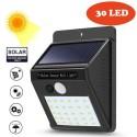 Lampa led solara cu senzor de miscare 1+1 Gratis