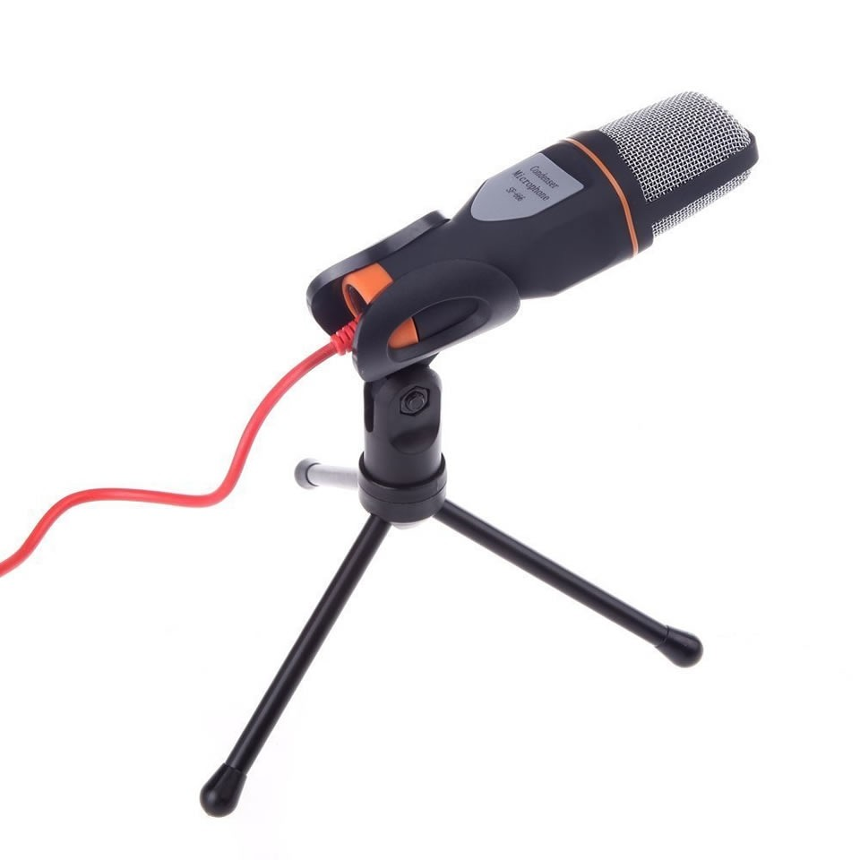 Microfon Profesional SF666 Techstar®, Inregistrare Vocala Si Karaoke, Negru imagine techstar.ro 2021