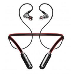 Casti X9 Techstar®, Wireless, Bluetooth 5.0, 6D HD Audio, IPX5, Android, iOS