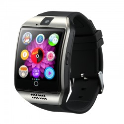 Smartwatch Vogue Q18 Curved cu Camera si Telefon 3G Resigilat