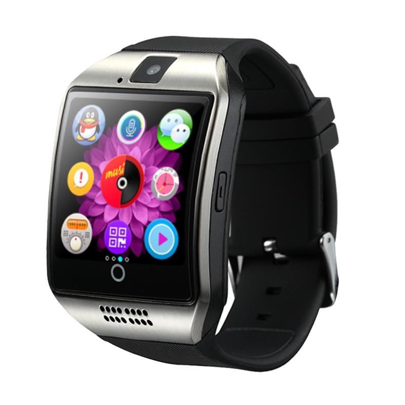 Imagine indisponibila pentru Smartwatch Vogue Q18 Curved cu Camera si Telefon 3G Resigilat