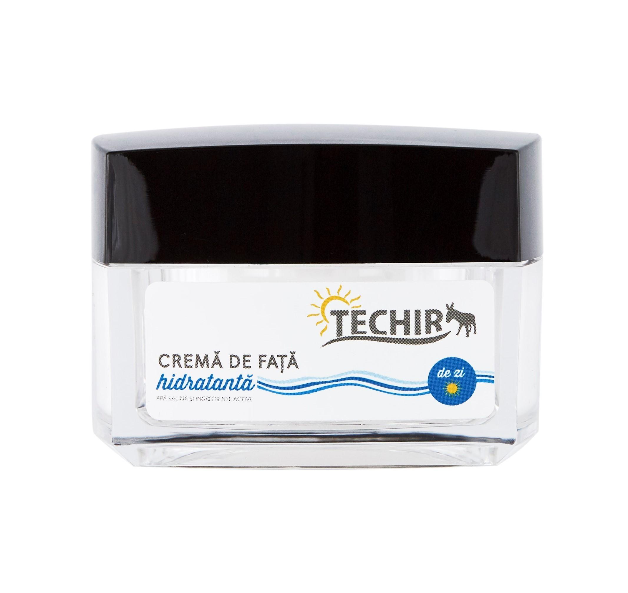 Crema Techir Hidratanta De Fata/zi