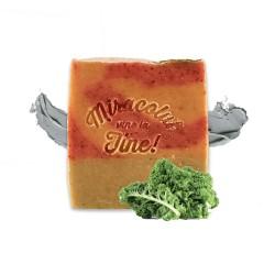 Săpun Natural Techir Cu Pudra Kale Şi Nămol