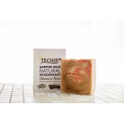 Șampon Solid Techir Regenerant Și Săpun Nutritiv De Corp