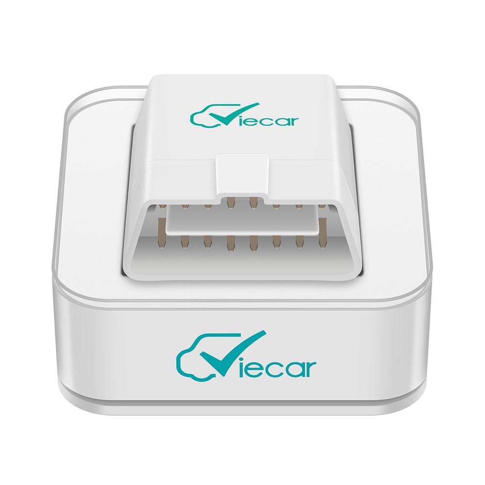 Interfata Diagnoza Multimarca Viecar Dual Bluetooth 4.0, White, Aplicatie Dedicata, iOS, Android