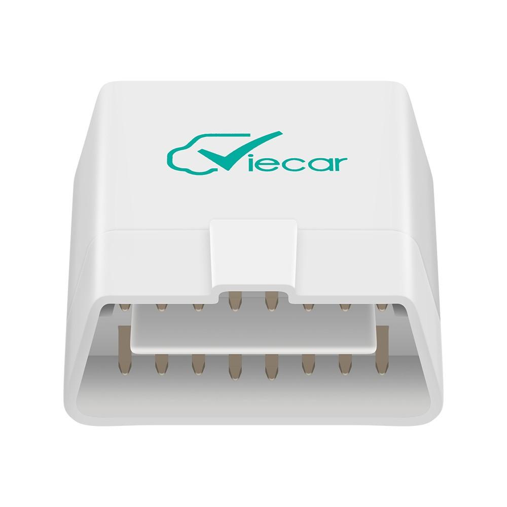 Interfata Diagnoza Multimarca Viecar Dual Bluetooth 4.0, White, Aplicatie Dedicata, iOS, Android, Box