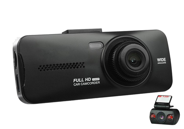 camera video auto dubla at980 fullhd
