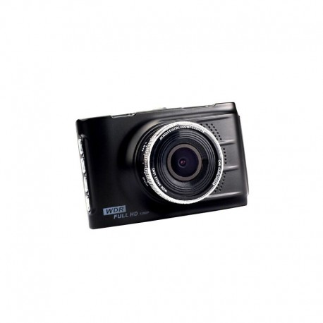 "Camera Video Auto Novatek T612 Black FullHD display 3"" Resigilata"