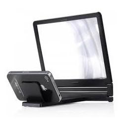 Suport cu Lupa pentru Telefonul Mobil pentru Vizionare Filme