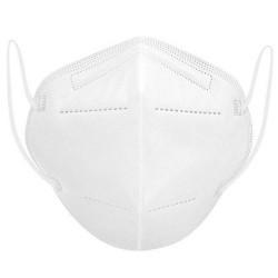 Set 10 buc KN95 FFP2 Masca Protectie Respiratorie, 4 straturi