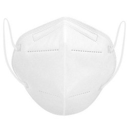 Set 10 buc KN95 FFP2 Masca Protectie Respiratorie, Nesterile, 5 straturi