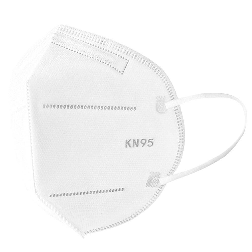 Masca de protectie cu filtru de protectie ridicat FFP2 KN95, 4 straturi imagine techstar.ro 2021