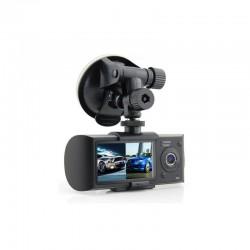 Camera Video Auto SW R300 Dual-Cam cu GPS Logger Resigilata