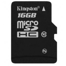 Card de Memorie Micro SD Kingston 16GB Clasa 10