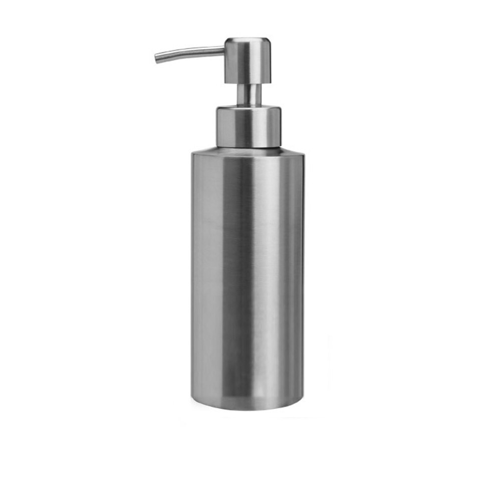 Dozator De Sapun Techstar®, Inox, 250ml imagine techstar.ro 2021