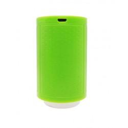 Aparat electric de vidat pungi, 6 pungi incluse, verde, reincarcabil usb