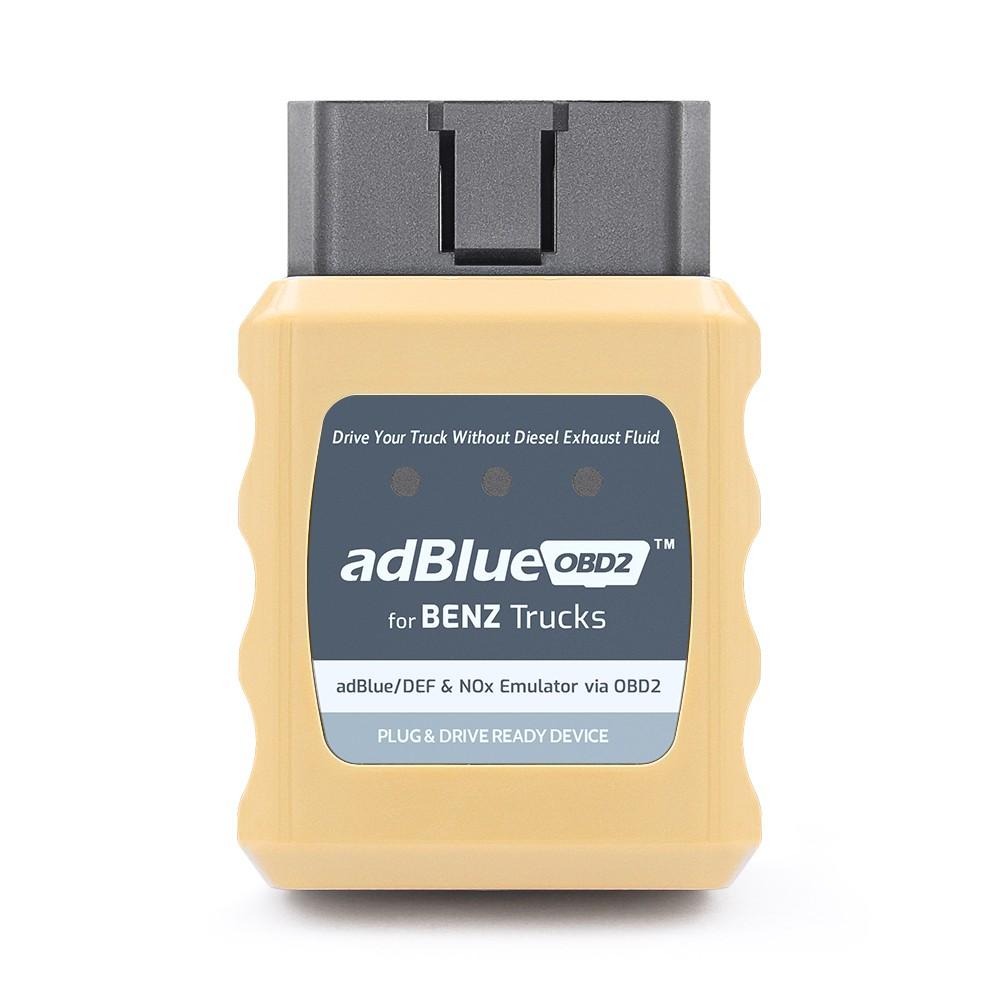 Emulator Techstar® AdBlueOBD2, Mercedes Benz, DEF, NOx, Plug and Drive, Euro 4/5