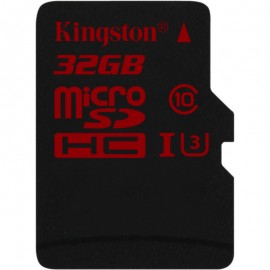 Card de Memorie Micro SD Kingston 32GB Clasa 10