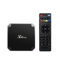 Media Player X96 Mini Android 9 Smart TV Box 4K, 2gb/16gb, Wifi, limba Romana, Netflix subtitrare in romana