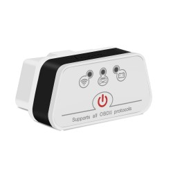 Vgate ICar2 White-Black cu Bluetooth OBD2 Interfata Diagnoza Multimarca