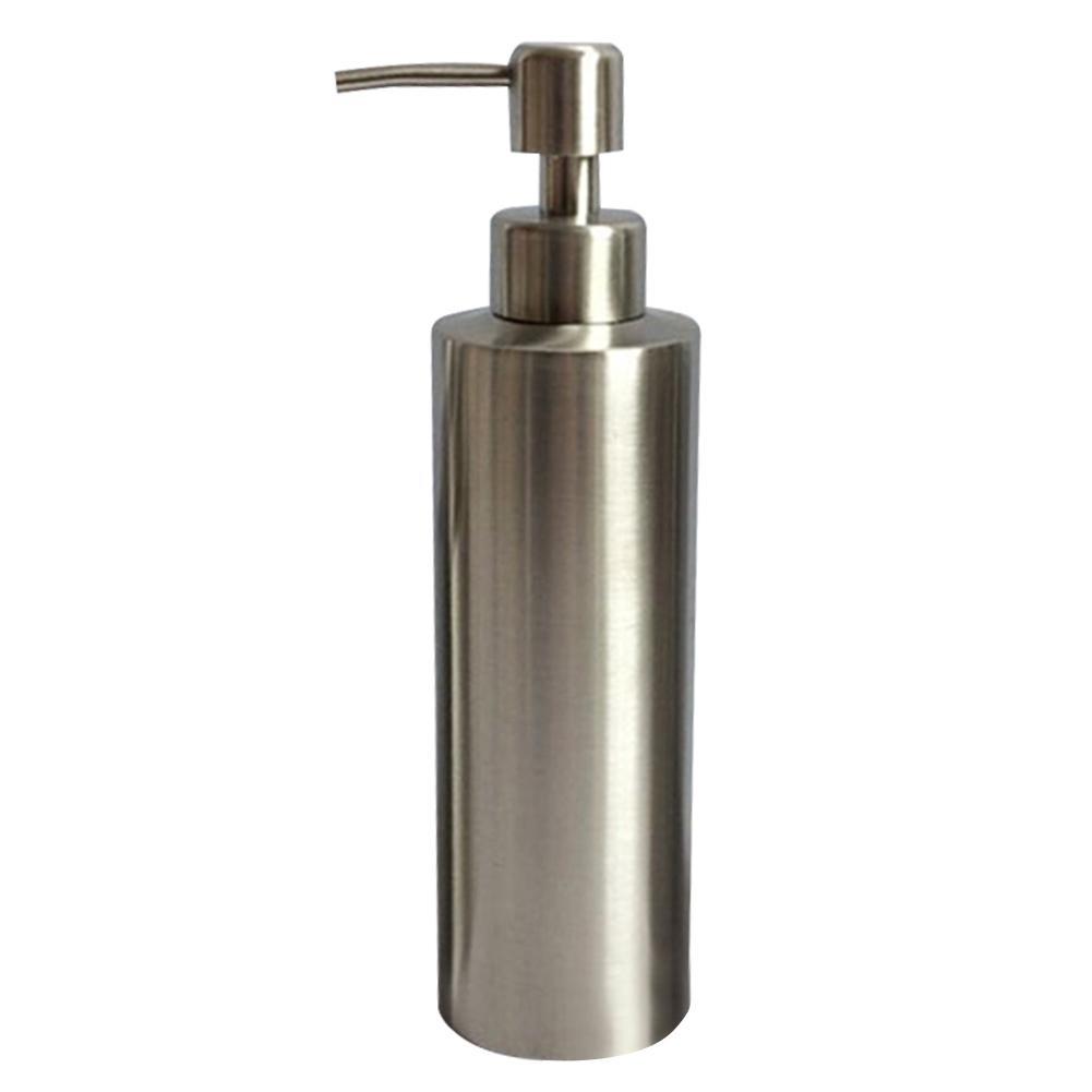 Dozator Techstar® de Sapun Lichid Argintiu 350ml pentru Baie/Bucatarie imagine techstar.ro 2021