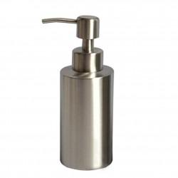 Dozator de Sapun Lichid Argintiu 500ml pentru Baie/Bucatarie