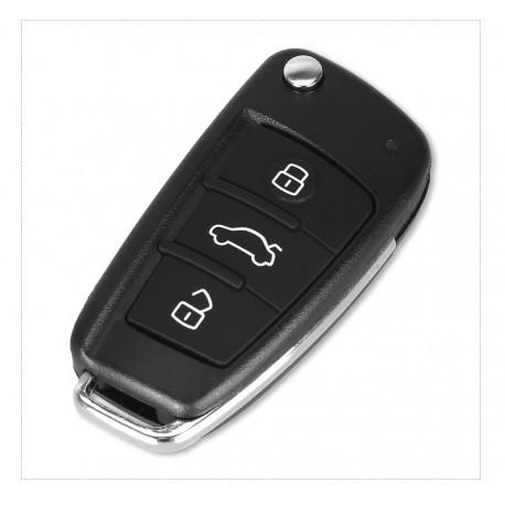 Carcasa Cheie Audi A4, A3, A6, A8, TT, Q7, 3 Butoane