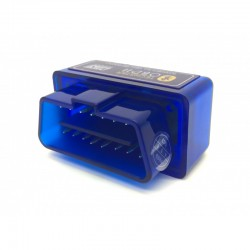 Interfata Auto Super Mini Techstar OBD2 Bluetooth cu Cip ELM v2.1 Torque Resigilata