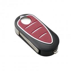 Carcasa Cheie Auto Techstar® Alfa Romeo Mito, Giulietta, 159, GTA, 3 Butoane