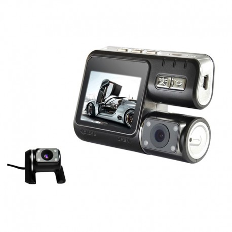Camera Video Auto Dubla Allwinner F20 Resigilata