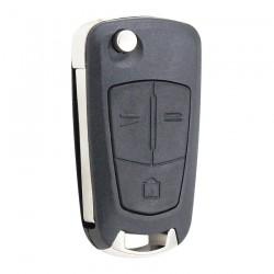 Carcasa Cheie Auto Techstar® Opel Astra, Vectra, Signum, Corsa, Meriva, Tigra, 3 Butoane