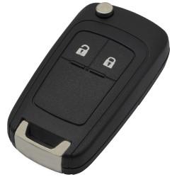 Carcasa Cheie Auto Techstar® Opel, Chevrolet, Vauxhall, 2 Butoane