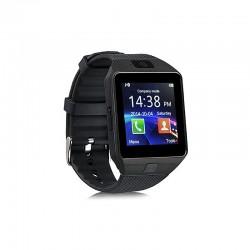 Smartwatch Bluetooth DZ09 MTK Compatibil SIM si MicroSD cu Camera Negru Resigilat