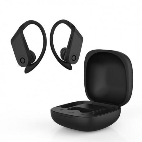 Casti sport bluetooth 5.0, Powerbeats Pro, microfon si sunet premium, incarcare wireless