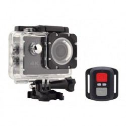 Camera Video Sport ActionCam R12H 4K @30fps cu Telecomanda 2.4G RESIGILAT