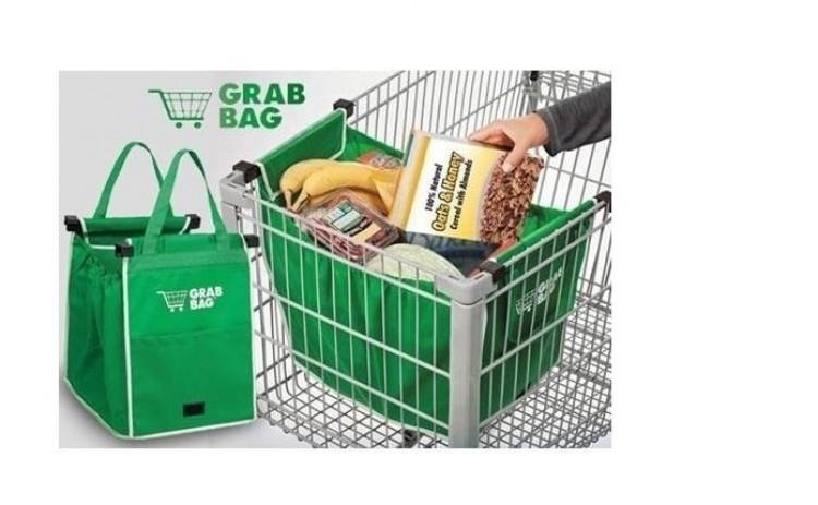 """Sacosa pentru cumparaturi """"""""Grab Bag"""""""" imagine techstar.ro 2021"""