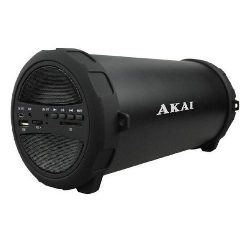 Boxa Portabila Akai ABTS-12C, Bluetooth, Radio FM, Slot USB, Acumulator 1000 mAh imagine techstar.ro 2021