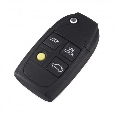 Carcasa Cheie Techstar® Volvo XC70, XC90, V50, V70, S60, S80, C30, 4 Butoane