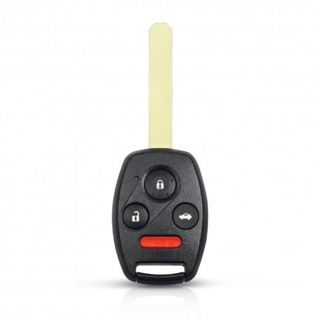 Carcasa Cheie Techstar® Honda, Accord, Civic, CR-V, Fit, Pilot, 4 Butoane