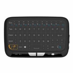 Tastatura Wireless Techstar® H18, Full TouchPad, Mouse