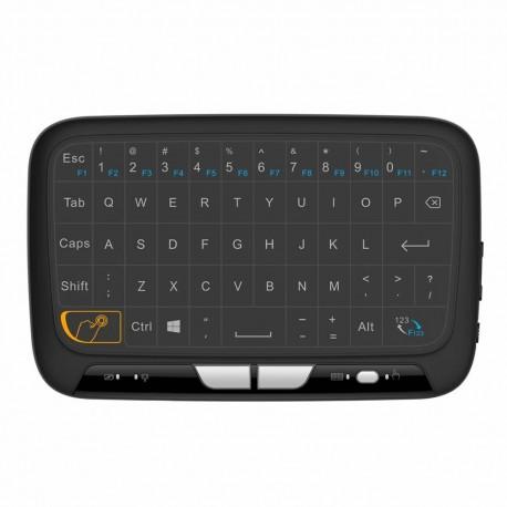 Tastatura Wireless Techstar® H18, Full TouchPad, Mouse