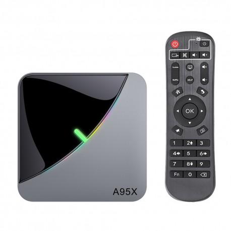 Smart TV Box Mini PC Techstar® A95X F3 Air, Android 9, 2GB + 16GB ROM, 8K Bluetooth,WiFi 5G, RJ45