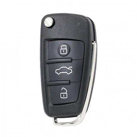Cheie Techstar® Audi A3/A3TT, 3 Butoane, , 433Mhz, ID48