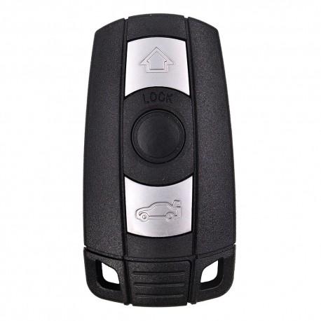 Cheie Completa Techstar® BMW, Seria 1/3/5/X, CAS3, 868Mhz, 3 Butoane, Keyless