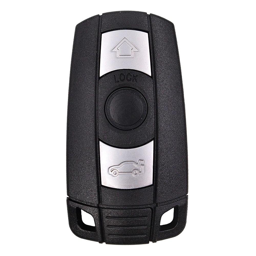 Cheie Auto Completa Techstar® BMW, Seria 1/3/5/X, CAS3, 868Mhz, 3 Butoane, Keyless, 2 Track imagine techstar.ro 2021