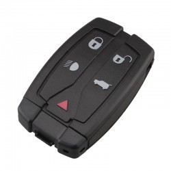 Cheie Auto Completa Techstar® LandRover, Range Rover, Freelander 2, LR2 Sport, HU101, 433Mhz, 5 Butoane