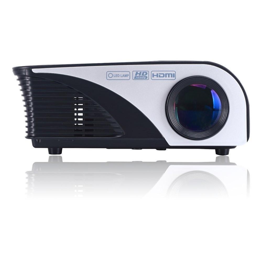 videoproiector led portabil mini 1200 hdmi usb vga
