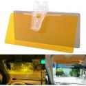 Parasolar auto HD cu functie pentru zi/noapte