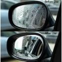 Film protector pentru oglinda retrovizoare, anti ceață, set de 2 bucăți
